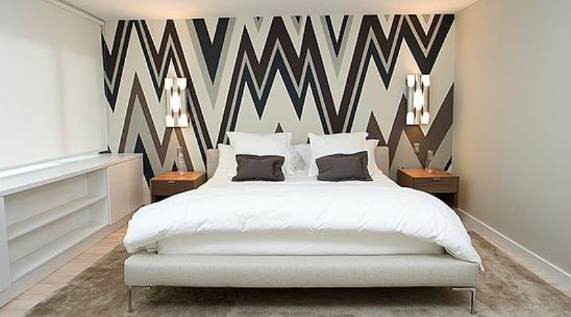 Using Wallpaper for Accent Walls - Wallauer\'s Paint Center