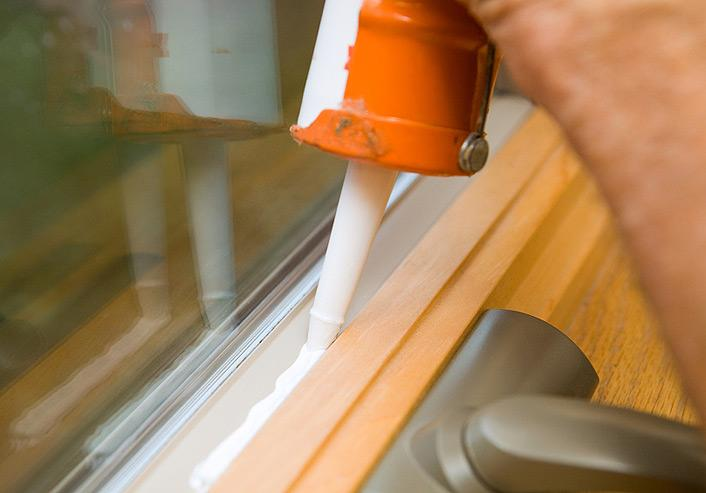 The Right Way to Caulk