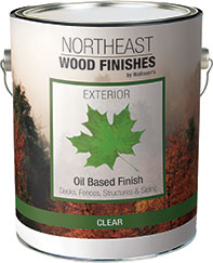 Exterior-Clear-Oil-Finish