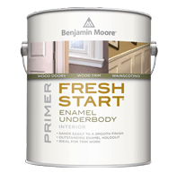 FRESH START ENAMEL UNDERBODY