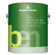 ben premium latex semi gloss