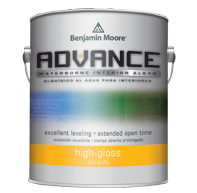 high gloss advance waterborne