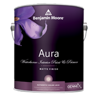 interior paint aura matte