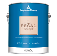 regal waterbone select egg shell