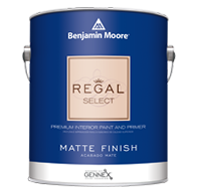 regal waterbone select matte