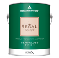 regal waterbone select semi gloss