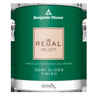 regal waterbone select semi gloss