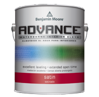 satin advance waterborne