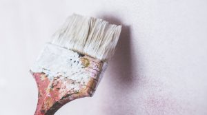 How to Clean Paint-Stiff Sundries Wallauers
